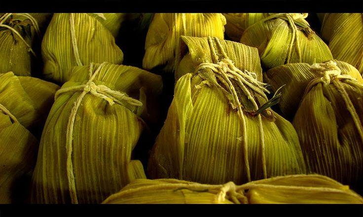 Cuaresma se nota en la mesa: Humitas Un clásico de la cocina de los Andes