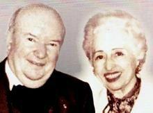 Madeleine et Raoul Follereau