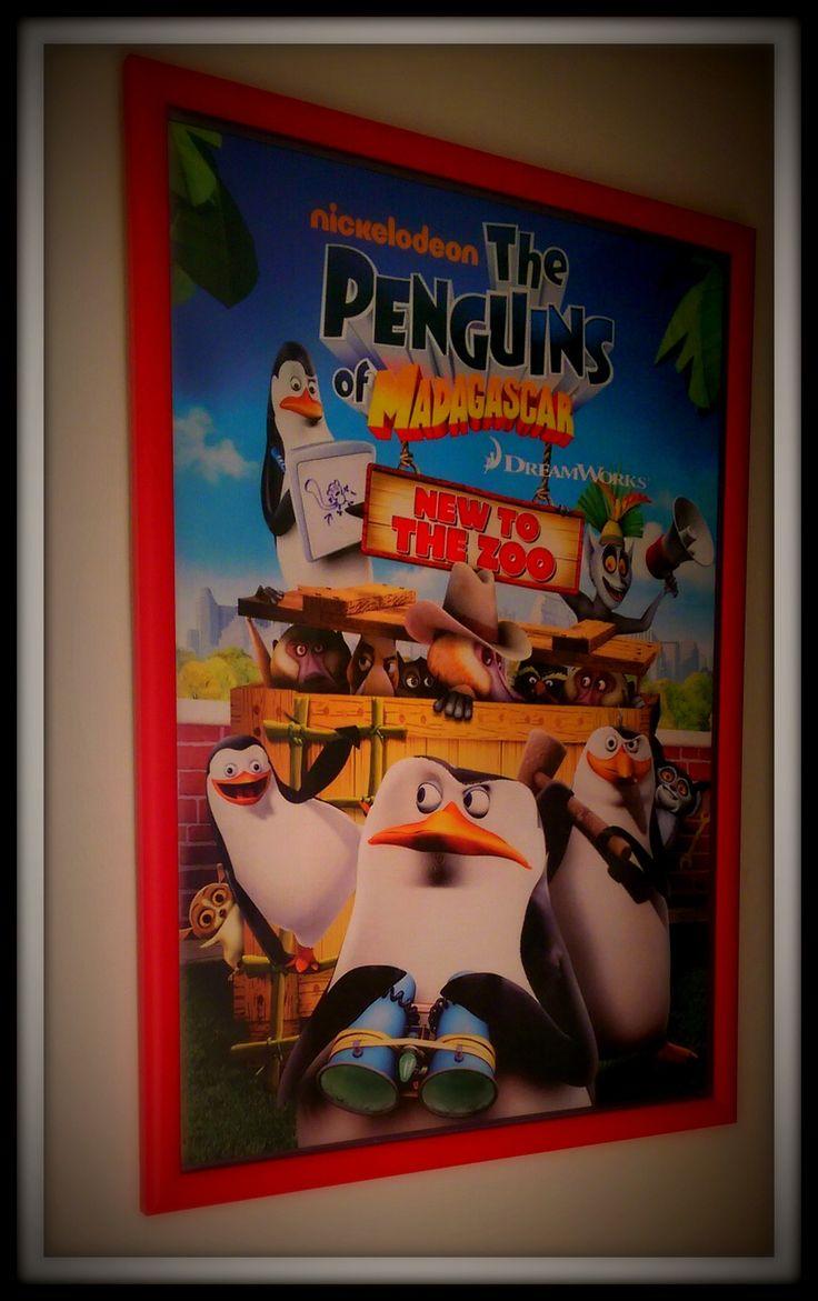 Cinemonkey Poster #CME4K
