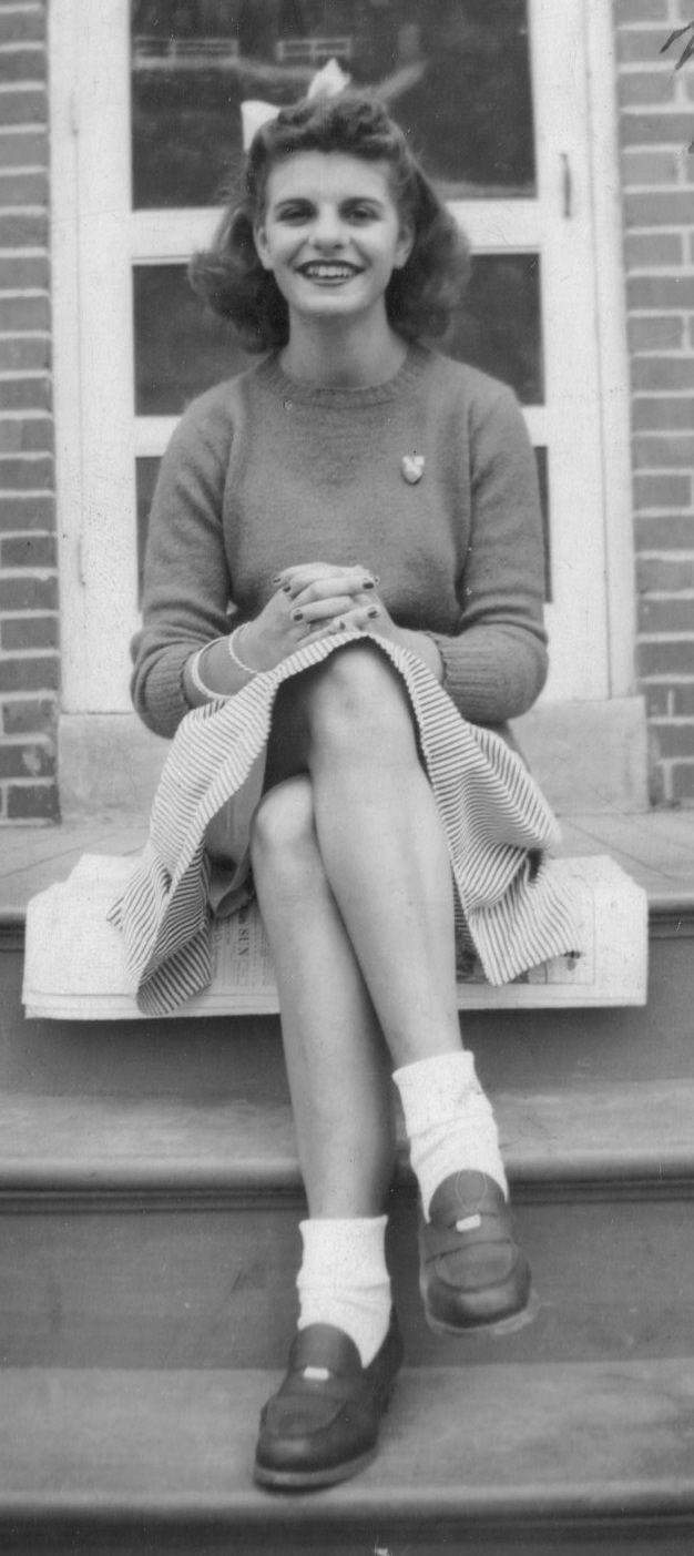 vintage teen