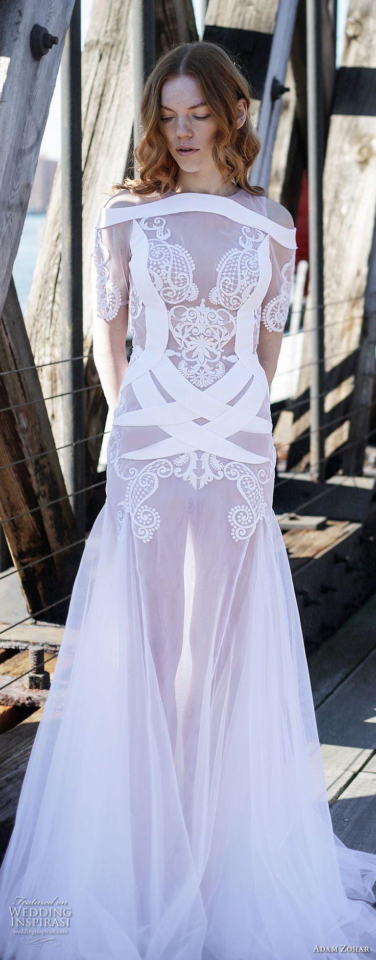 Adam Zohar 2017 Wedding Dresses