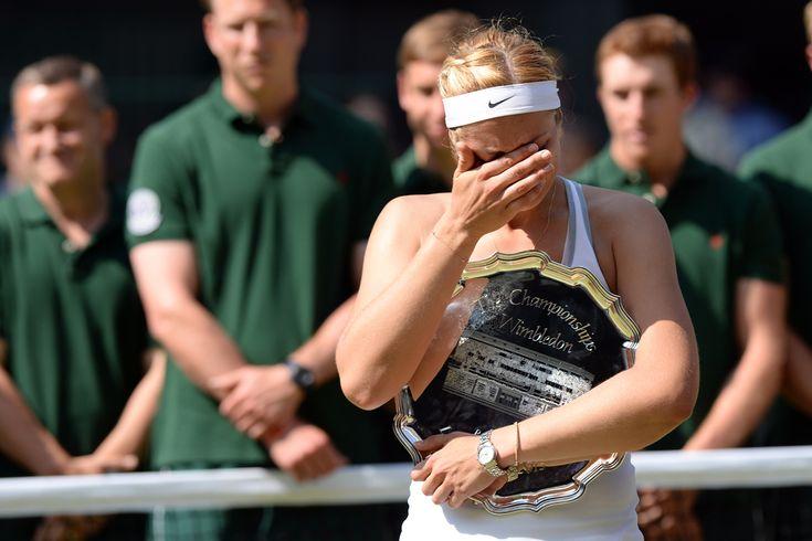 Sabine Lisicki - 2013 Wimbledon Championships
