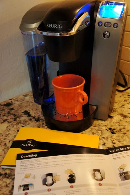 Anne's Odds and Ends: Have you maintained your Keurig lately?