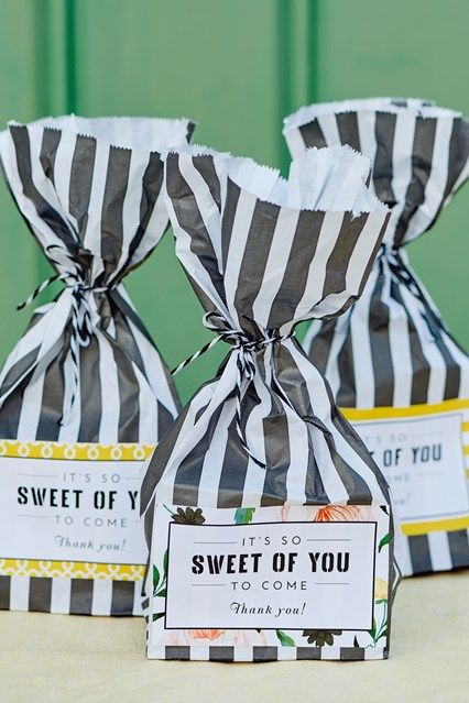 It's so Sweet of you to Come! Love it for Wedding Favors