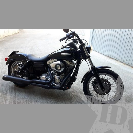 Harley davidson fxdc dyna super glide - Nuovo annuncio #Harley #Dyna #Verona