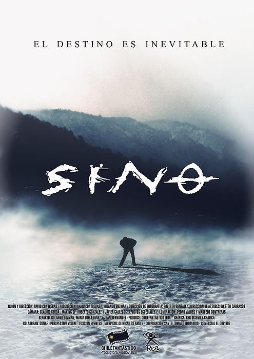 """Sino"" Movie Poster.  By REG."