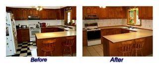 Kitchen Staging Tips - www.leovandesign.com