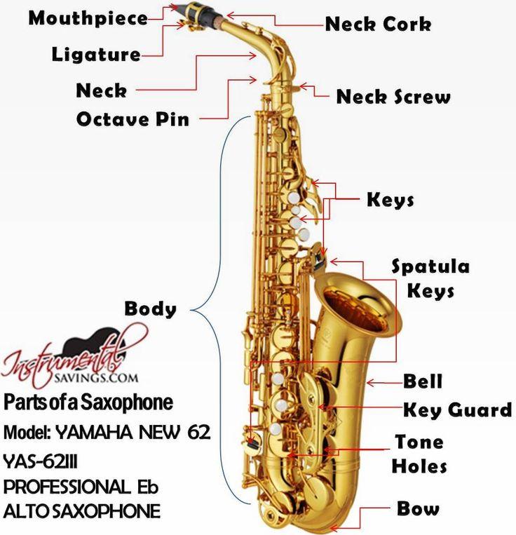 image result for yamaha saxophones