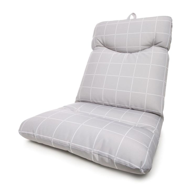 highback Cushion Grey home & Co