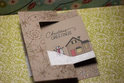 "Swing (aka ""Flip Flop) Card - Paper Craft Planet"
