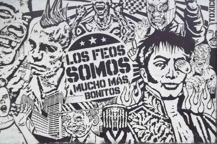 Spontaneous Civic Activism for Art TOXICOMANO