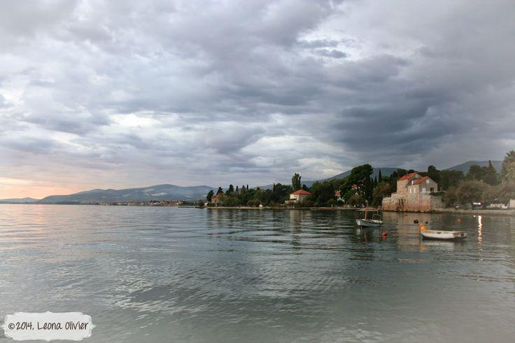 Croatia - Evening in Kastela ~ Leona Olivier Travels