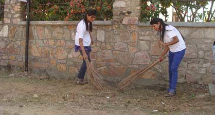 Corporate Social Responsibility | The ICFAI University Jaipur