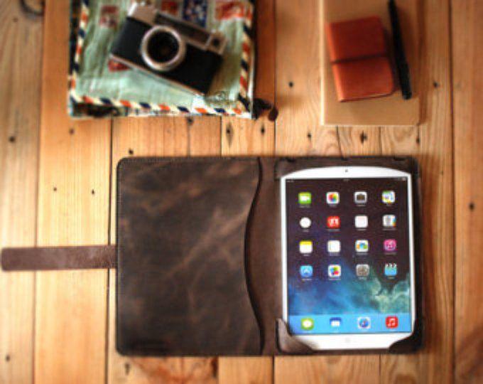 Ipad Air cover. Ipad Air case. Ipad Air leather cover. Ipad Air 2 leather case. Leather Ipad cover. Ipad Air bookcase. Ipad Air organizer.