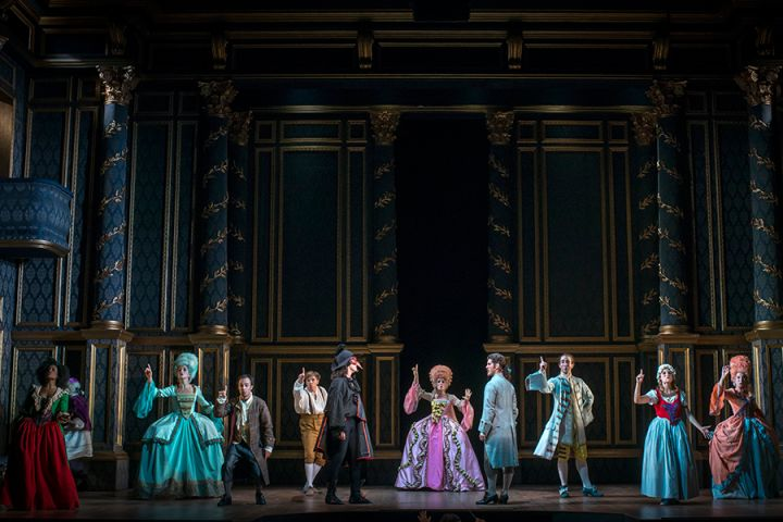 Scaramouche (Dagoll Dagom) - Teatre Victòria. 5 de març 2017