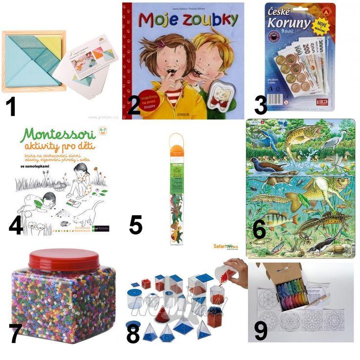 dárky 4 roky kluk holka inspirace