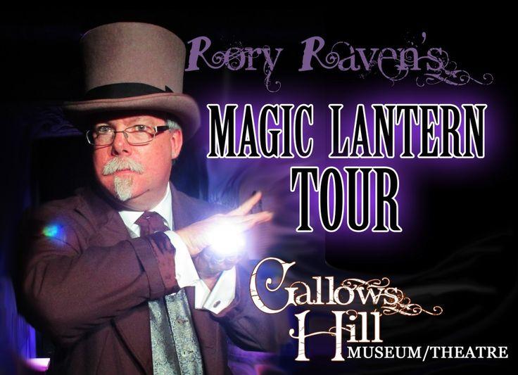 Rory raven tour