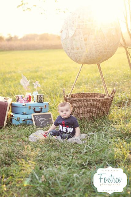 Foxtree Photography: Propology: DIY hot air balloon on a budget