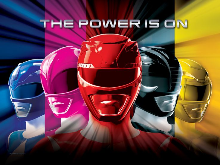 powerrangers | Otakrazy's: Mighty Morphin Power Rangers