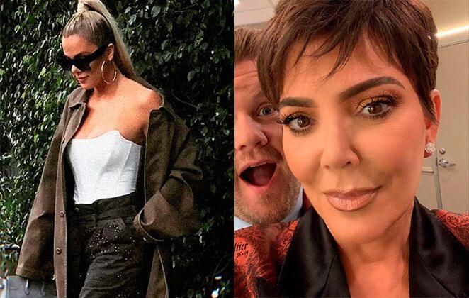 Klhoé Kardashian revela cómo descubrió los secretos de su madre.   – Notícias dos Famosos