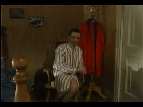 I must say, this is probably the most exciting Ed Grimley bit ever, dontacha know. SCTV Afterschool Christmas Special, eh.