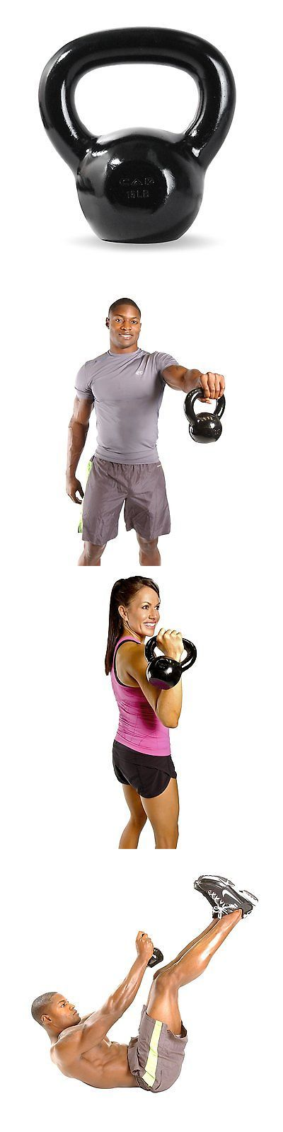 Kettlebells 179814: Cap Barbell Kettlebell 10 Lb Pounds Workout Muscle Balance Training Fitness Gear BUY IT NOW ONLY: $35.44