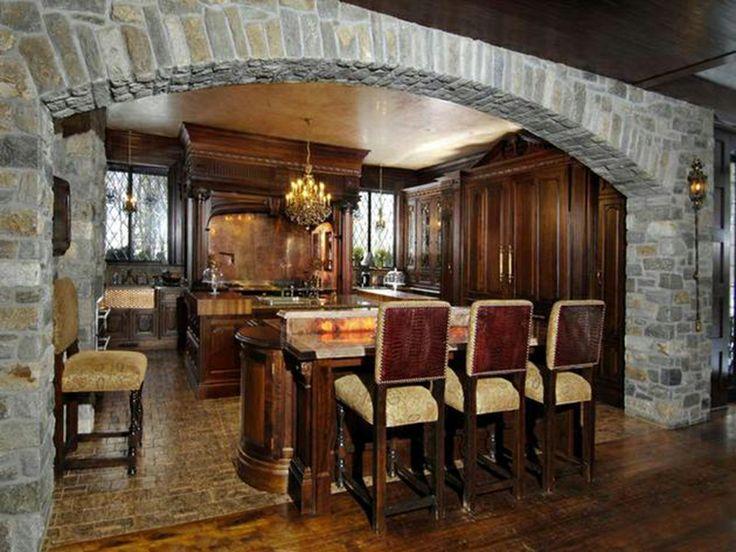 tudor style for kitchen tudor style home interior design