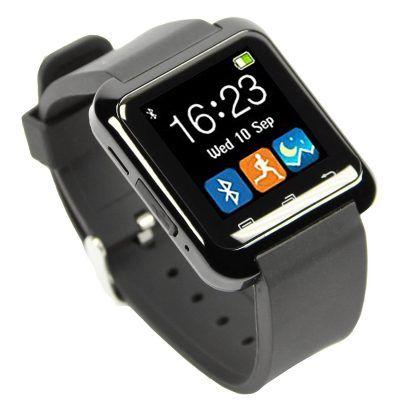 Smartwatch EasySMX  pantalla táctil compatible con  Android por 16.99€  Funciones como mensajes cortos, libreta de direcciones , historial de llamadas, notificaciones, música por BT, control de volumen, alarma, cronómetro, calculadora, control remoto para realizar fotos, podómetro, monitor de sueño, antirrobo, modo ahorro de energía.   #chollo #EasySMX #inteligente #oferta #Reloj #smartwatch