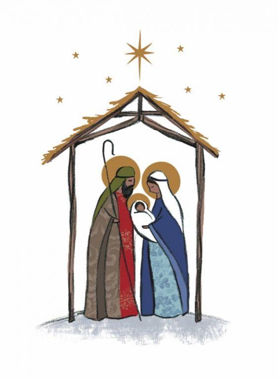 Adoration Tearfund Charity Christmas Cards