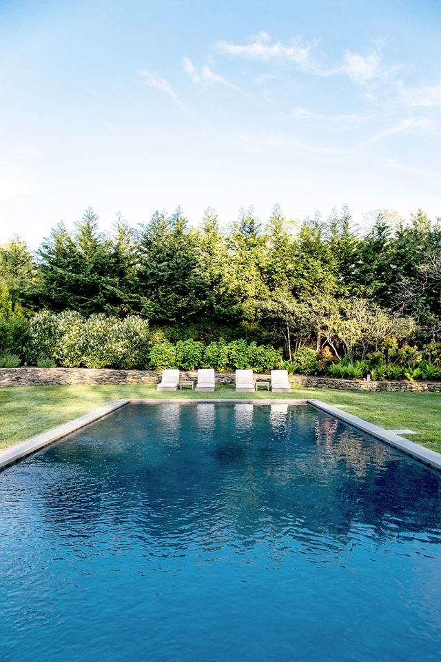 And We Couldnu0027t End This Home Tour Without Showcasing The Divine Outdoor  Pool Area