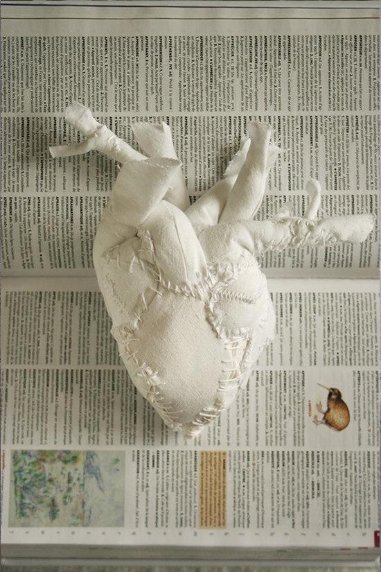 Sabine Feliciano::Coeur cousu
