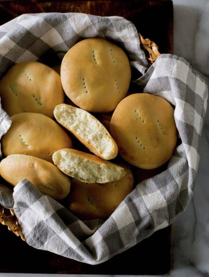 Pan Amasado En Mi Cocina Hoy Receta Pan Amasado Pan Amasado Receta Recetas Chilenas