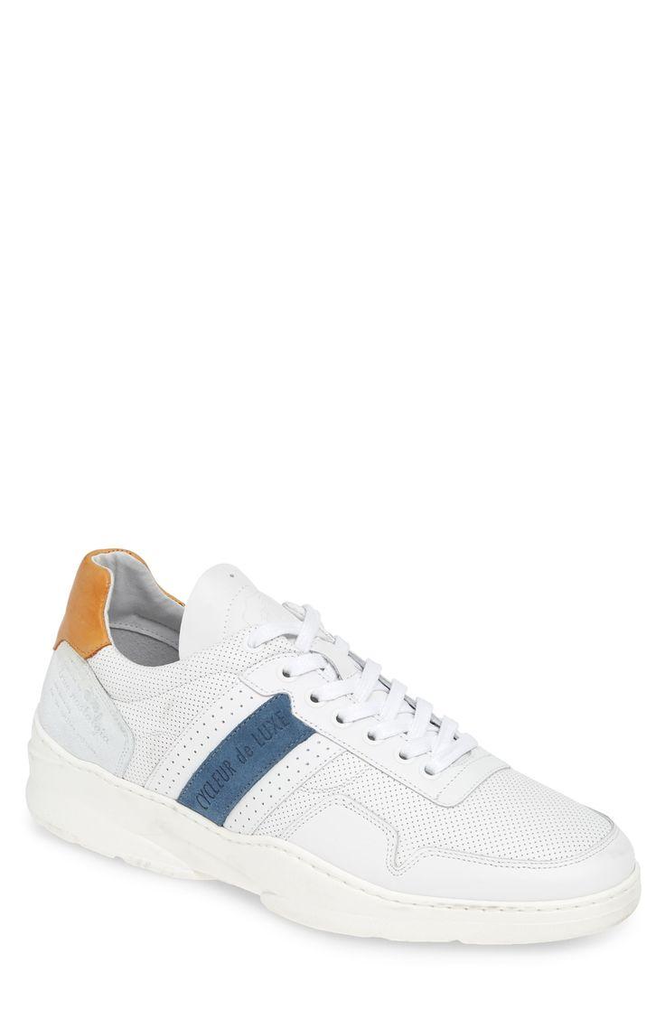 Men's Cycleur De Luxe Cleveland Sneaker, Size 12US 45EU
