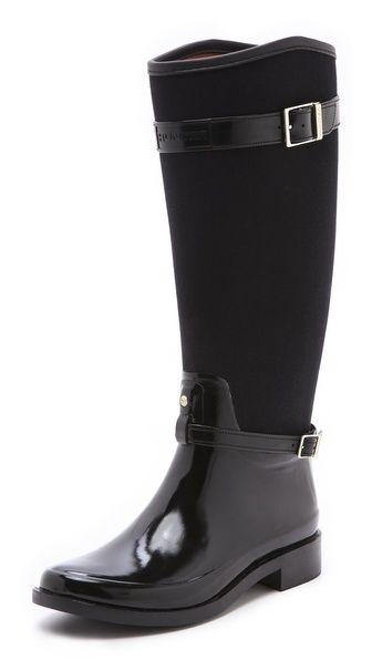 225.00 Hunter Boots Hunter Chancery Rain Boots