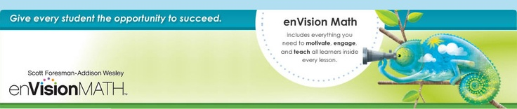 enVision Math: Understanding by Design - Pearson School