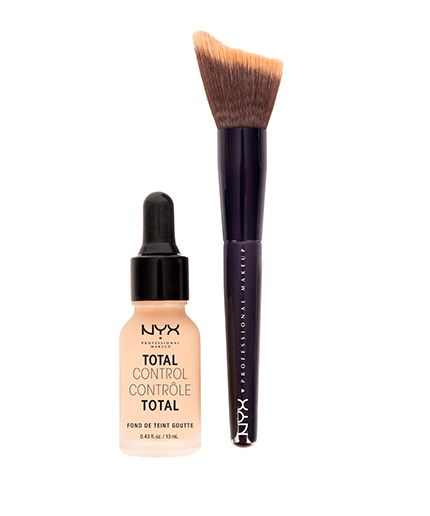Nyx Total Control Drop Foundation, $14, available at Nyx Cosmetics starting December 28.