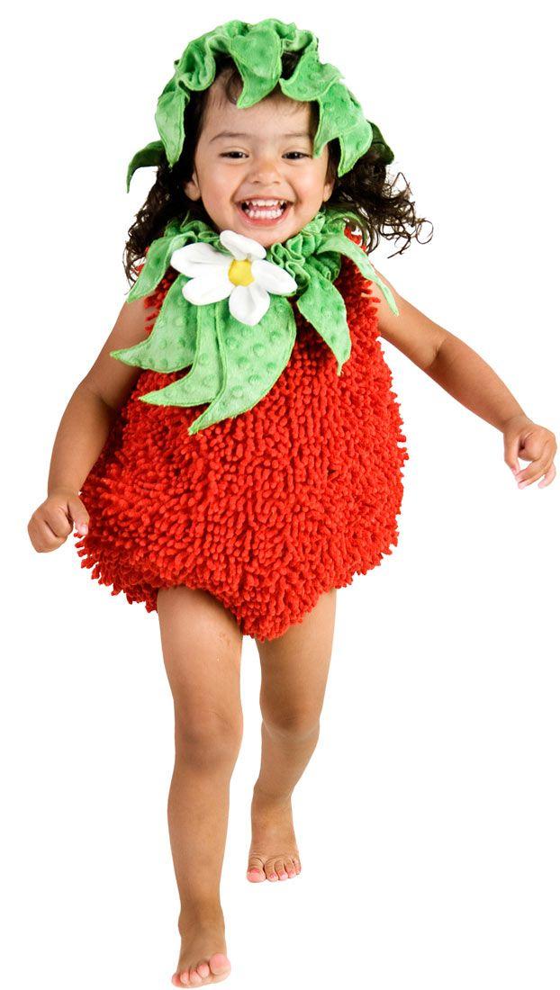 strawberry strawberry costumebaby costumeshalloween - Strawberry Halloween Costume Baby