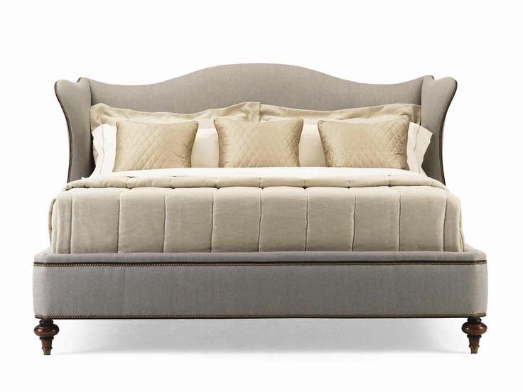 Continental Classics Queen-Size Upholstered Bed by Hickory White