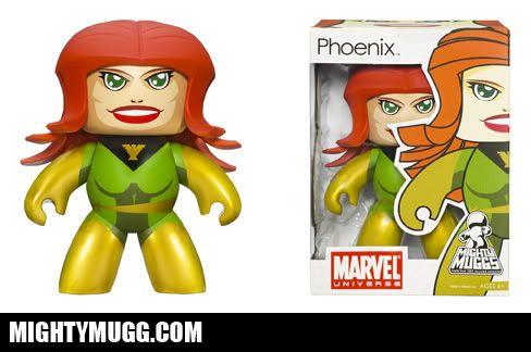Phoenix - Marvel Mighty Muggs Wave 6