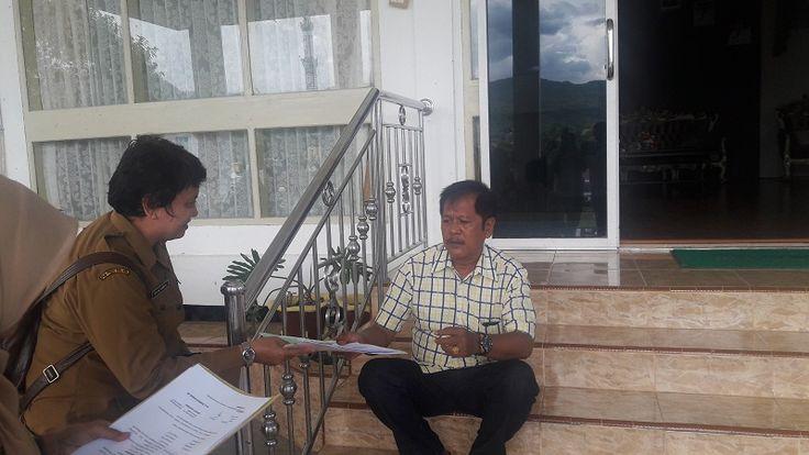 Gaya Kaswadi Melayani Rakyat Soppeng Mendapat Pujian Dari NH