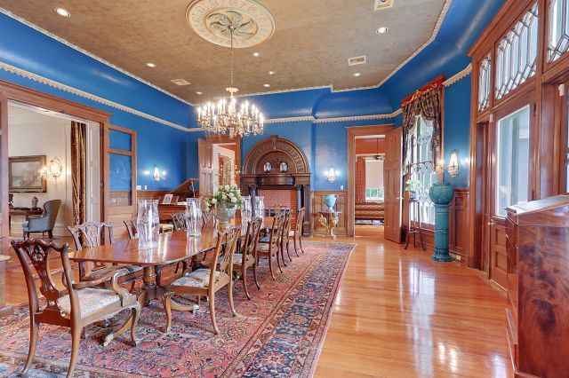 Historic Properties for Sale - Belle Alliance Plantation - Donaldsonville, Louisiana: Belle Alliance, Plantation Interiors, Massey Houses, Historical Greek, Historical Renovation, Historical Property, Alliance Plantation, Big Houses, Greek Revival