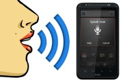 Voice recognition can be an important assistive technology for people with dyslexia. This is a review of several voice recognition apps for your smartphone:   http://www.pcworld.com/article/235848/best_voice_recognition_apps_for_your_smartphone.html