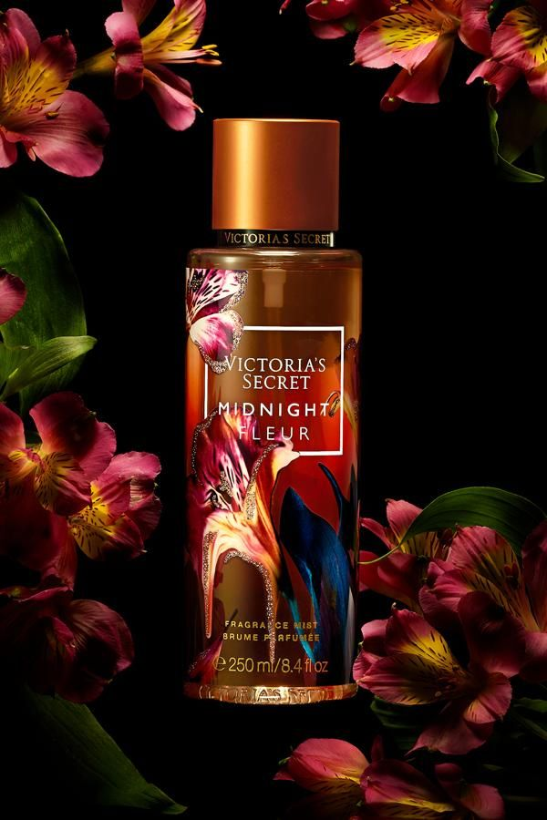Midnight Fleur Fragrance Mist Is Like A Secret Fantasy Bottled