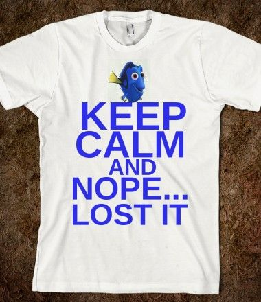 KEEP CALM AND NOPE LOST IT…lol!!