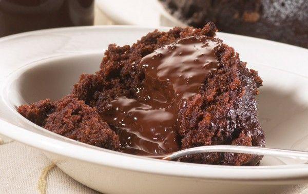"""Σοκολατόπιτα+με+φουντούκια+….+""""κόλαση"""""""