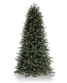 8-12 Foot Artificial Christmas Trees - Balsam Hill UK