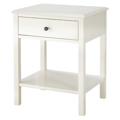 109 shell color target threshold windham side table coming home pinterest bedrooms
