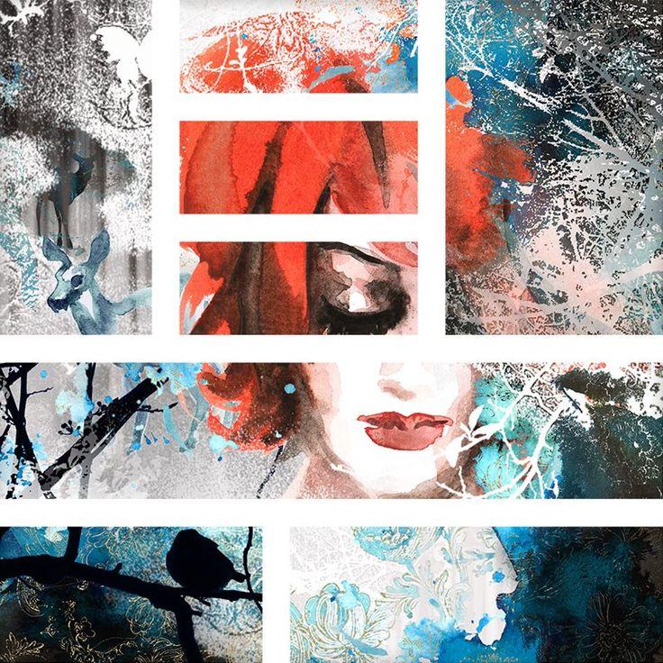 Kunst aan de muur met onze gave Ogu Art Collection