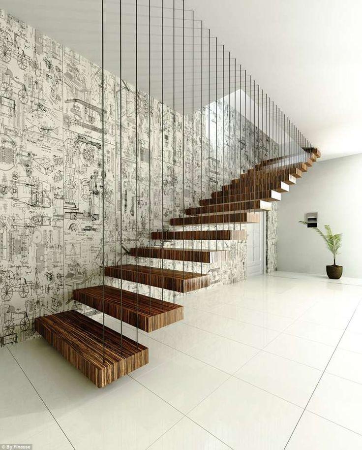 Ideen Treppengeländer und Geländer Design