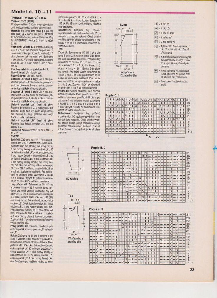 sab-1994-6 | KLUB RUČNÍHO PLETENÍ -víc než vzory a návody pro vaše šikovné jehlice